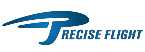 Precise Flight Inc. Logo
